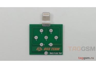 Плата с разъемом Lightning (8 pin)