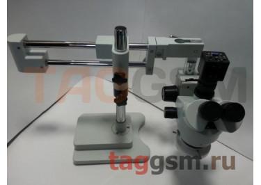 Микроскоп YAXUN YX-AK31 (LED подсветка + подключение к ПК)