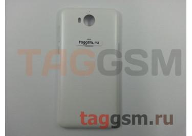 Задняя крышка для Huawei Y5 (2017) (белый), ориг