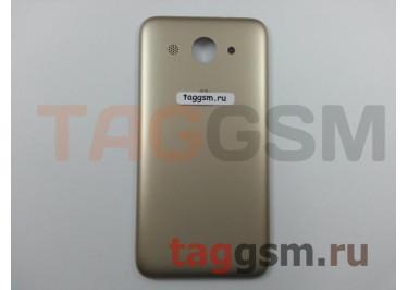 Задняя крышка для Huawei Y3 (2017) (золото), ориг