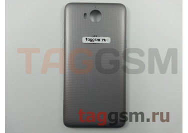 Задняя крышка для Huawei Y5 (2017) (серый), ориг