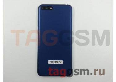 Задняя крышка для Huawei Y6 (2018) (синий), ориг
