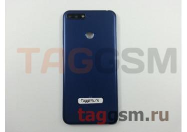 Задняя крышка для Huawei Y6 Prime (2018) (синий), ориг