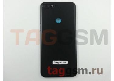 Задняя крышка для Huawei Y7 Prime (2018) / Nova 2 Lite (черный), ориг