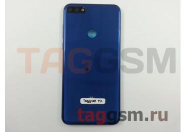Задняя крышка для Huawei Y7 Prime (2018) / Nova 2 Lite (синий), ориг