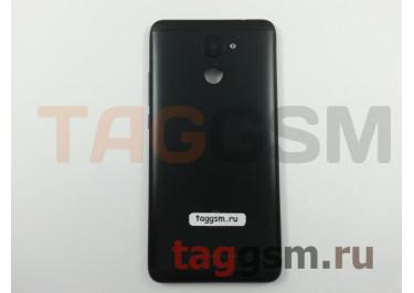 Задняя крышка для Huawei Y7 (2017) (черный), ориг