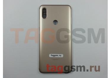 Задняя крышка для Xiaomi Redmi S2 (золото)