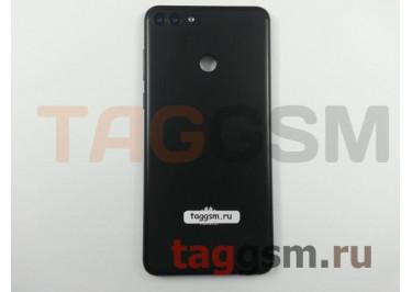Задняя крышка для Huawei Y9 (2018) (черный), ориг
