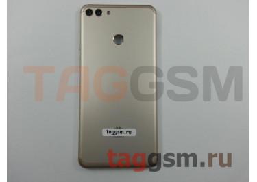 Задняя крышка для Huawei Y9 (2018) (золото), ориг