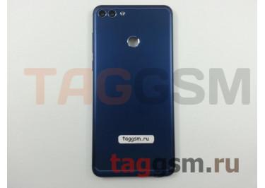 Задняя крышка для Huawei Y9 (2018) (синий), ориг