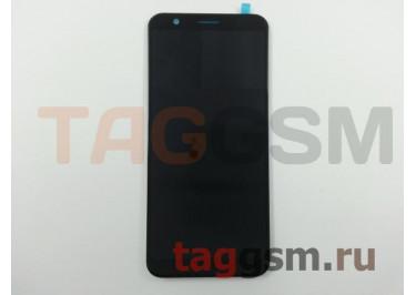 Дисплей для Asus Zenfone Max (M1) (ZB555KL) + тачскрин (черный)