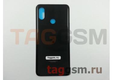 Задняя крышка для Xiaomi Mi8 (черный)