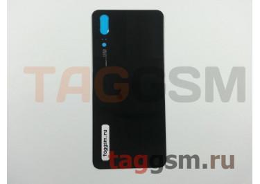Задняя крышка для Huawei P20 (черный), ориг