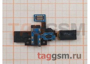 Шлейф для Samsung N5100 / N5120 + разъем гарнитуры + сенсор + динамик