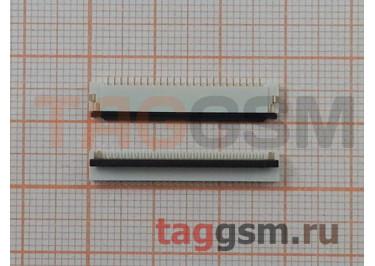 Коннектор клавиатуры, интервал 1мм (24pin)