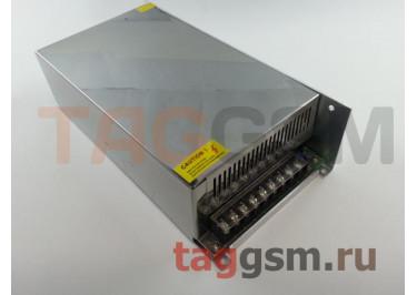 Блок питания 720W 12V IP32 60А