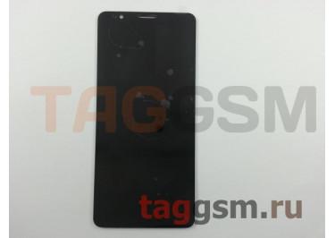 Дисплей для Alcatel 5026D 3C + тачскрин (черный)