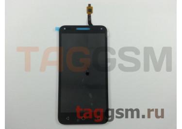 Дисплей для Alcatel 4047D U5 3G + тачскрин (черный)