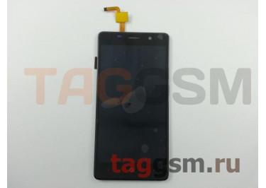 Дисплей для BQ BQS-5022 Bond + тачскрин (черный)