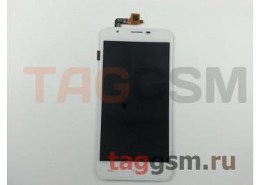 Дисплей для BQ BQ-5505 Amsterdam + тачскрин (белый)