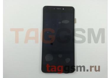 Дисплей для BQ BQ-5037 Strike Power 4G + тачскрин (черный)