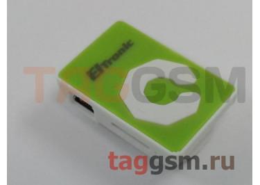 MP3 плеер с наушниками (зеленый) ELTRONIC