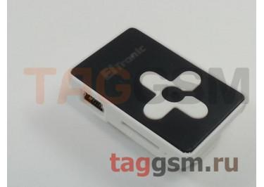 MP3 плеер с наушниками (черный) ELTRONIC
