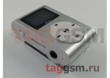 MP3 плеер (LCD+наушники) (серебро) ELTRONIC