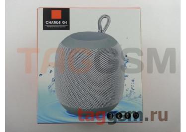 Колонка (CHG4 ch) (Bluetooth+USB+MicroSD) (синяя)