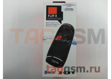 Колонка (Flip X ch) (Bluetooth+USB+MicroSD) (красная)
