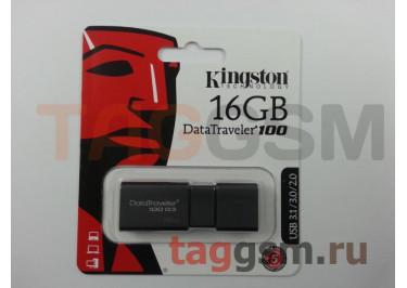 Флеш-накопитель 16Gb Kingston DT100G3 USB 3.0
