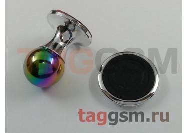 Автомобильный держатель (на вентиляционную панель, на магните) (серебро) Mobile Bracket