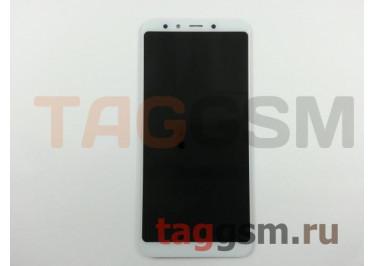 Дисплей для Xiaomi Mi6X / Mi A2+ тачскрин (белый)