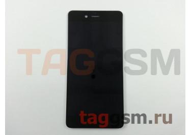 Дисплей для ZTE Nubia Z17 mini + тачскрин (черный)