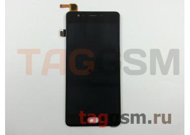Дисплей для ZTE Nubia M2 Lite + тачскрин (черный)