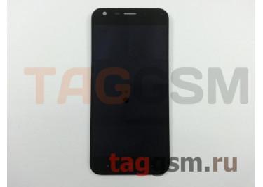 Дисплей для ZTE Blade A6 / A6 Lite + тачскрин (черный)