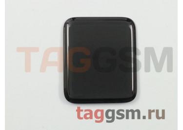 Дисплей для Apple Watch Series 2 38mm + тачскрин черный, ориг