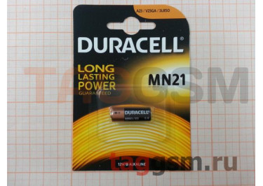 Спецэлемент 21A-1BL (батарейка,12В) Duracell