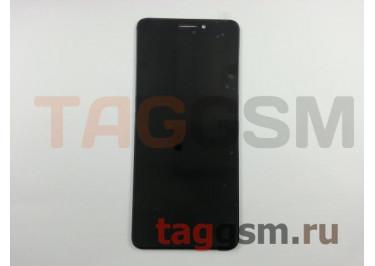 Дисплей для Alcatel 5099D 3V + тачскрин (черный)