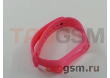 Браслет для Xiaomi Mi Band 3 / 4 (Strap AA) (розовый)