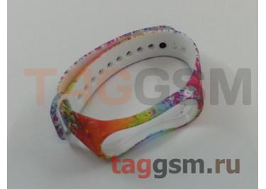 Браслет для Xiaomi Mi Band 3 / 4 (ассорти)