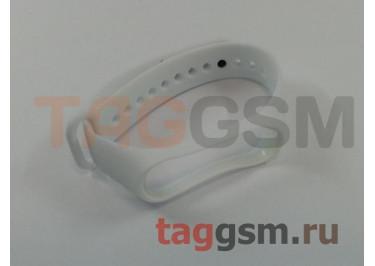 Браслет для Xiaomi Mi Band 3 / 4 (Strap AA) (белый)