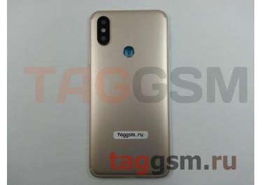 Задняя крышка для Xiaomi Mi6x / Mi A2 (золото), ориг