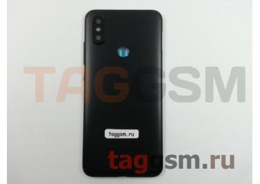 Задняя крышка для Xiaomi Mi6x / Mi A2 (черный), ориг