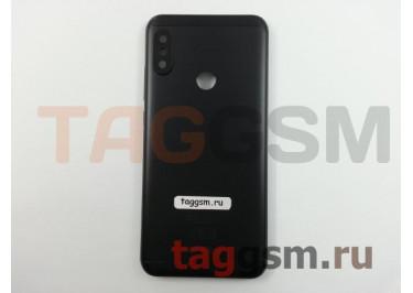 Задняя крышка для Xiaomi Mi A2 Lite / Redmi 6 Pro (черный), ориг
