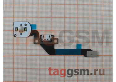 Шлейф для Lenovo Yoga Tab 3 PRO 10 YT3-X90 + разъем зарядки + кнопка включения