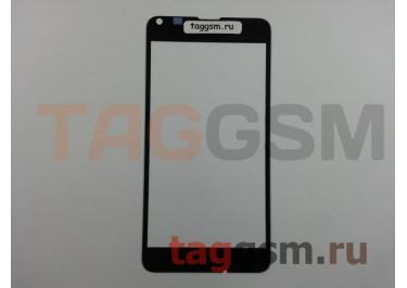 Стекло для Microsoft 640 Lumia (черный)