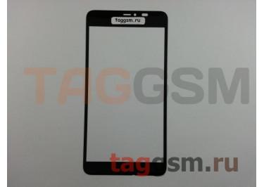 Стекло для Microsoft 640 XL Lumia (черный)