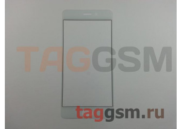Стекло для Meizu Pro 7 (белый)