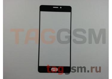 Стекло для Meizu Pro 7 Plus (черный)
